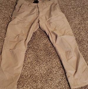 5.11 Tactical Khaki pants
